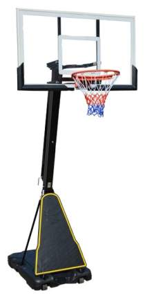 Баскетбольная мобильная стойка DFC Stand50P 127 x 80 см Поликарбонат