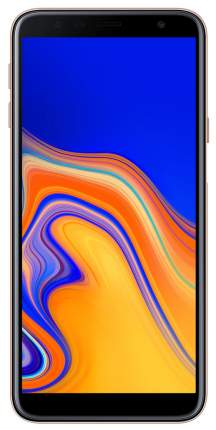 Смартфон Samsung Galaxy J4+ (2018) 32Gb Gold (SM-J415F)
