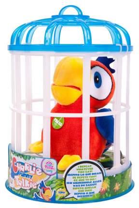 Интерактивная игрушка IMC toys Попугай Charlie красный