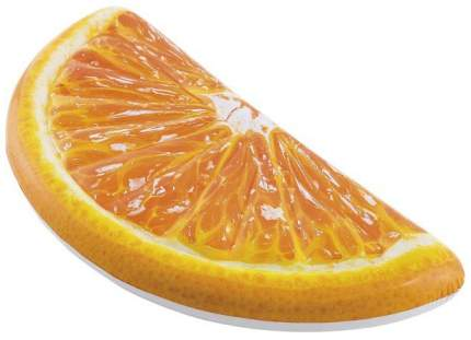 Плот надувной Intex Долька апельсина int58763EU