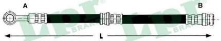Шланг тормозной системы Lpr 6T47442