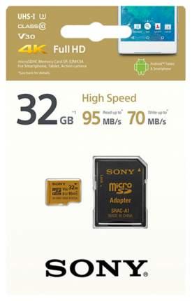 Карта памяти Sony Micro SDHC SR32MX3A/NT 32GB