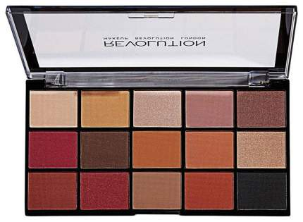 Тени для век Makeup Revolution Re-Loaded Palette Iconic Vitality 16,5 г