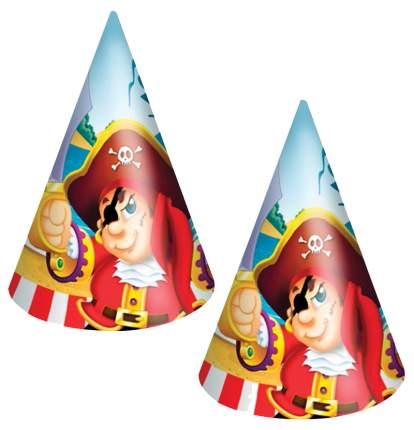 Праздничные колпачки Страна Карнавалия Веселый Пират