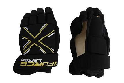 """Хоккейные краги юношеские Larsen X-Force HG-R17.0 JR, 9"""""""