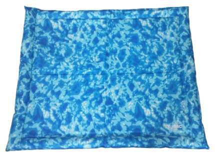 Коврик охлаждающий для кошек и собак IMAC Cooling Mat с бортиком, голубой, 104x88 см