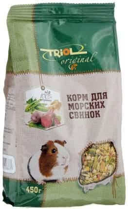 Корм для морских свинок Triol Original 0.45 кг 1 шт