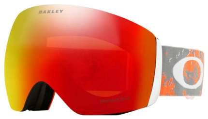 Горнолыжная маска Oakley Flight Deck 2019 Orange