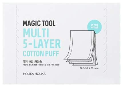 Ватные диски Holika Holika Magic Tool Multi Cotton Pads 80 шт