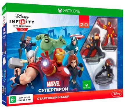 Игра для Xbox One Disney: Infinity 2.0 - Стартовый набор