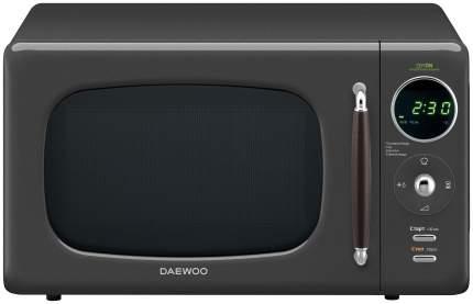 Микроволновая печь соло Daewoo KOR-669RS grey