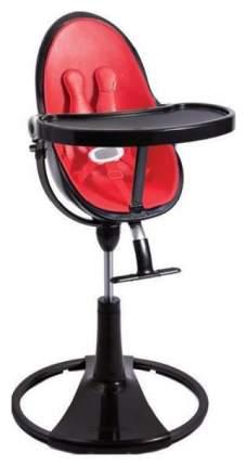 Стульчик для кормления Bloom Fresco Chrome Noir черный, красный