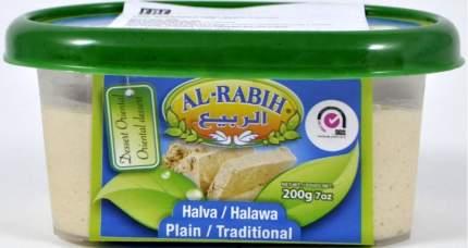 Халва Al-Rabih кунжутная классическая 200 г