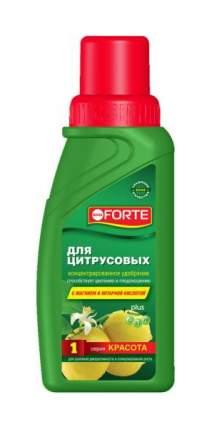 Удобрение для цитрусовых растений Bona Forte (Бона Форте)(КРАСОТА), 285 мл
