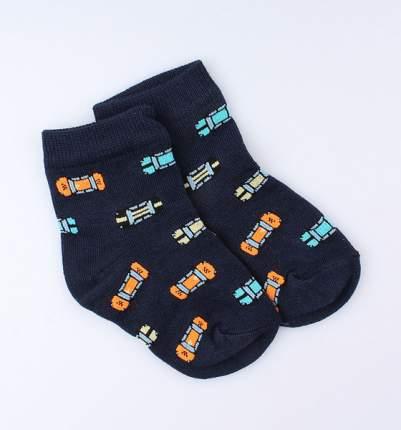 Носки детские Котофей для мальчика р.16 07742263-23 синий