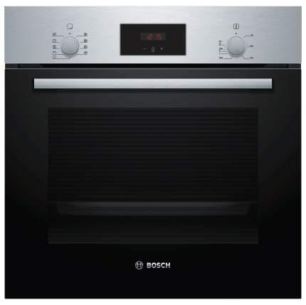 Встраиваемый электрический духовой шкаф Bosch HBF114ES0R Silver/Black