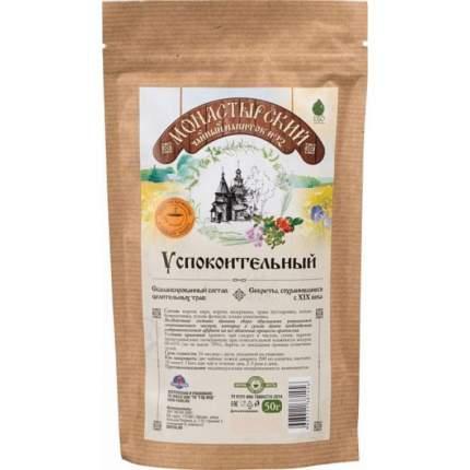 Чайный напиток Bio Tradition монастырский успокоительный 50 г