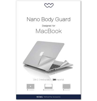 Защитная пленка Wiwu для MacBook Air 13 (Silver)