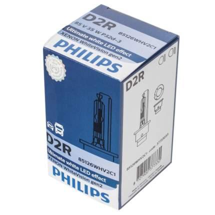 Лампа ксеноновая D2R Philips WhiteVision Gen2 (+120%) - 85126WHV2
