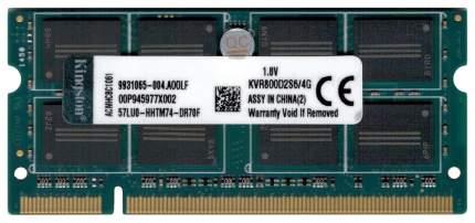 Оперативная память Kingston KVR800D2S6/4G