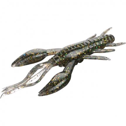 Рак силиконовый Mikado Cray Fish 10 см, 555, 5 шт.