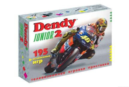 Игровая приставка Dendy Junior 2 White