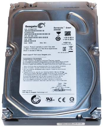 Внутренний жесткий диск Seagate 2TB (ST2000DL003)