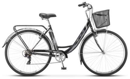"""Велосипед Stels Navigator 395 28 Z010 2019 20"""" черный"""
