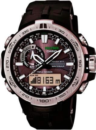 Наручные часы кварцевые мужские Casio Pro Trek PRW-6000-1E