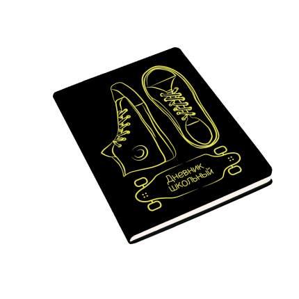 """Дневник """"Soft Touch Неон"""" (А5, 48л, универсальный), ДИК194802"""