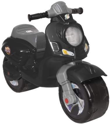 Мотоциклы Orion toys Скутер черный