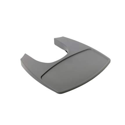 Leander столик съемный серый