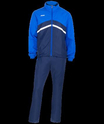 Комплект спортивной формы Jogel JLS-4401-971, темно-синий/синий/белый, L INT
