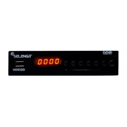 TV-тюнер DVB-T2/ C Selenga HD950D