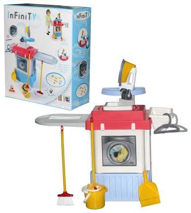 Набор для уборки игрушечный Полесье Infinity Premium №1