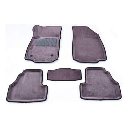 Ворсовые коврики SeiNtex 3D 85868 для Opel Mokka 2012-2019