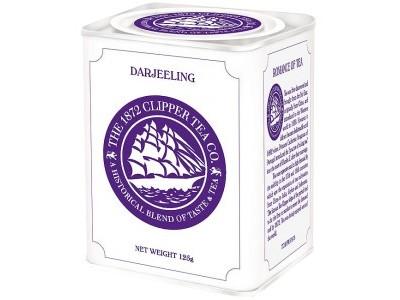 Чай весовой черный Ти Тэнг Darjeeling Clipper Tea 125 г