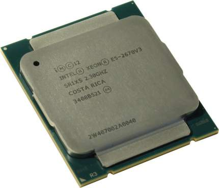 Процессор Intel Xeon E5-2670V3 Haswell-EP LGA2011 Tray