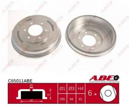 Тормозной барабан ABE C65011ABE