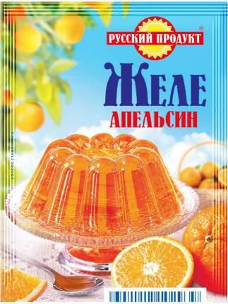 Желе быстрого приготовления Русский продукт апельсин 50 г