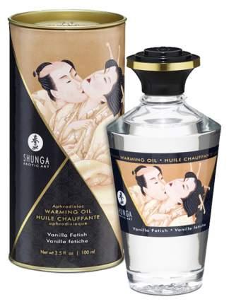 Массажное масло Shunga с ароматом ванили 100 мл