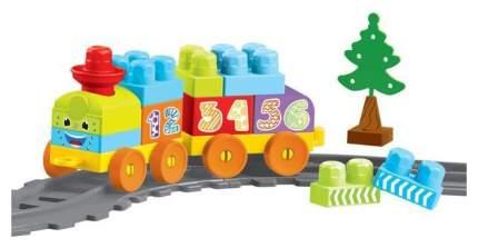 Моя первая железная дорога с конструктором Dolu 36 элементов 145 см DL_5080