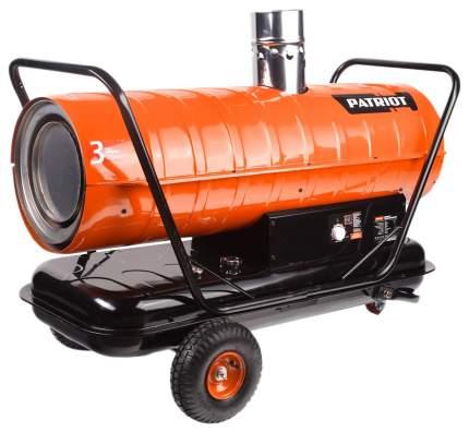 Калорифер дизельный Patriot DTW-459 F, непрямой нагрев, 45 кВт, 1300 м3/ч,633703220
