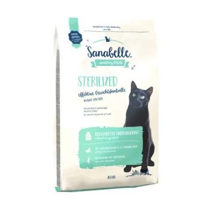 Сухой корм для кошек Bosch Sanabelle Sterilized, для стерилизованных, домашняя птица, 10кг