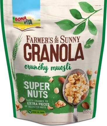 Мюсли Bona Vita супер орехи
