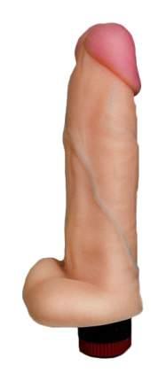 Вибратор HUMAN FORM реалистичной формы 20 см