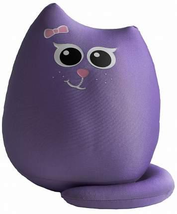 Игрушка-подушка Gekoko Кошечка Сирень A047