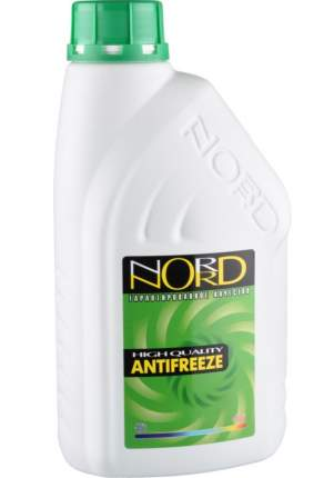 Зеленый антифриз NORD, 1 кг