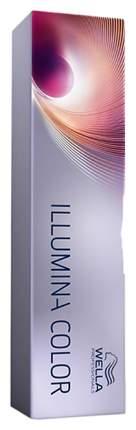 Стойкая крем-краска Wella Illumina Color 5/81 Светло-коричневый жемчужный пепельный 60мл
