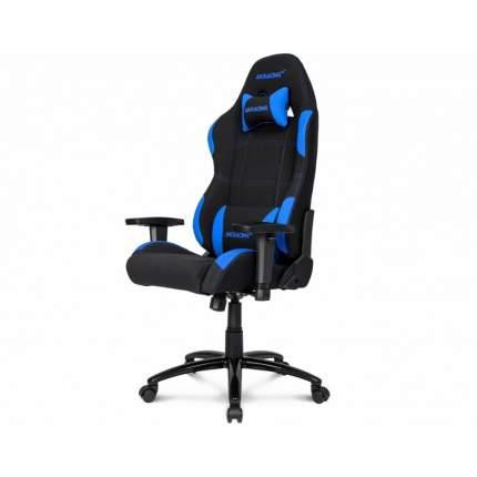 Игровое кресло AKRacing K7012 13226, черный/синий